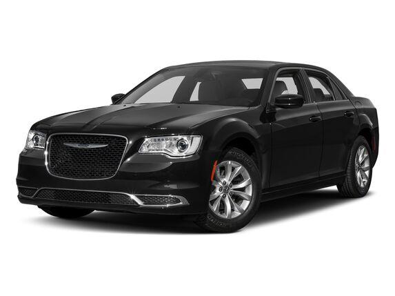 New Chrysler 300 in Edmonton