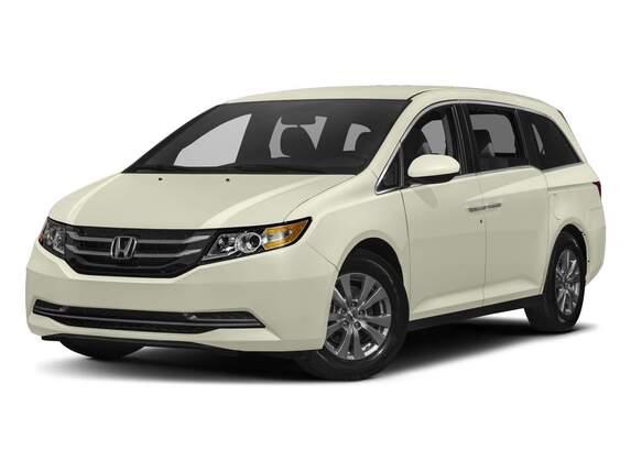 New Honda Odyssey in Edmonton