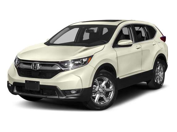 New Honda CR-V in Edmonton