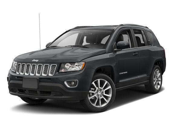 New Jeep Compass in Edmonton