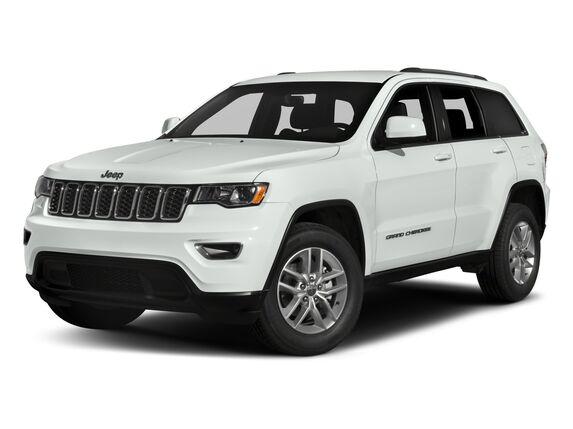New Jeep Grand Cherokee in Edmonton