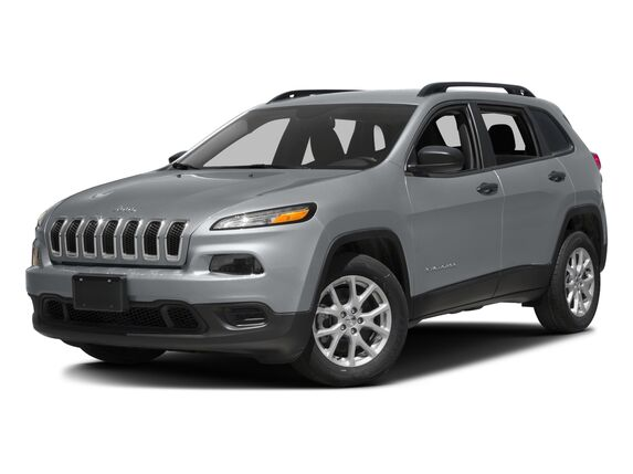 New Jeep Cherokee in Edmonton