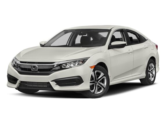 New Honda Civic Sedan in Edmonton