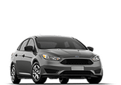 New Ford Focus at Sheboygan