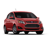 New Ford C-Max Hybrid at Sheboygan