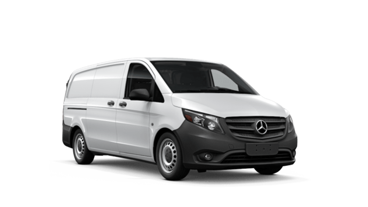 New Mercedes-Benz Metris Cargo Van near Bluffton