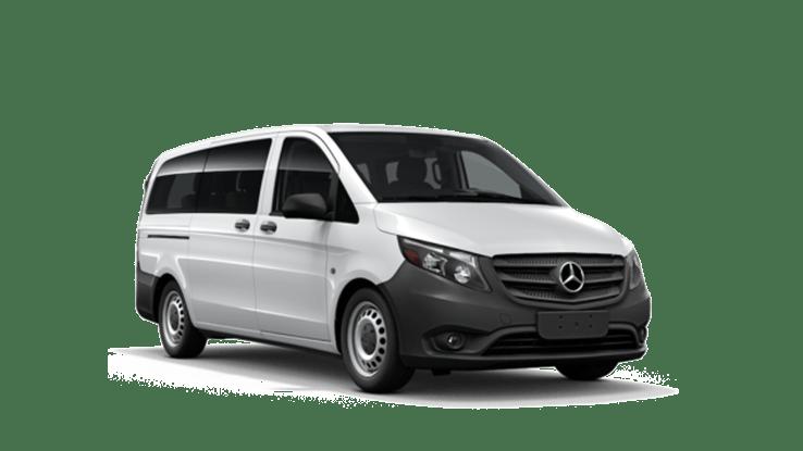 New Mercedes-Benz Metris Passenger Van near Yakima