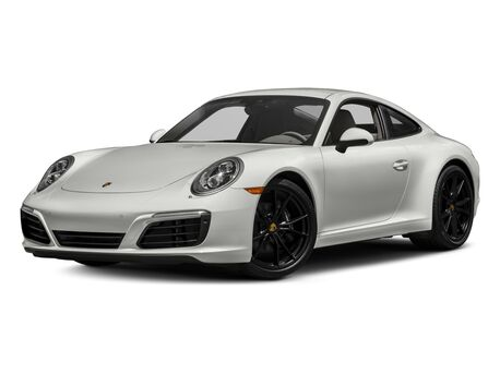 New Porsche 911 in Newport Beach