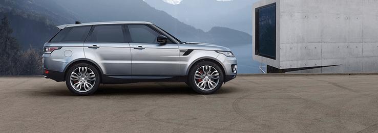 New Land Rover Range Rover Sport near Tacoma