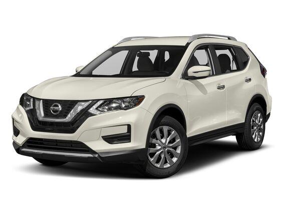 New Nissan Rogue in Edmonton