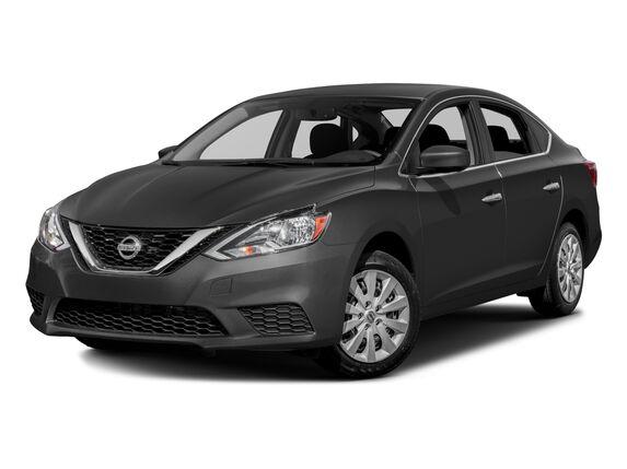 New Nissan Sentra in Edmonton