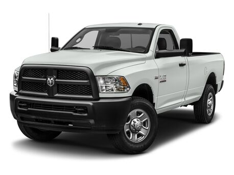 New Ram 3500 Chassis Cab in