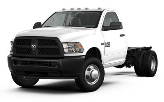 New Ram 3500 Chassis Cab in Paris