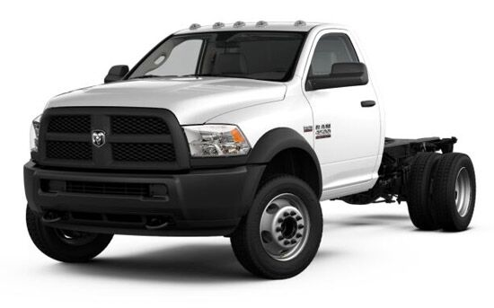 New Ram 4500 Chassis Cab in Christiansburg