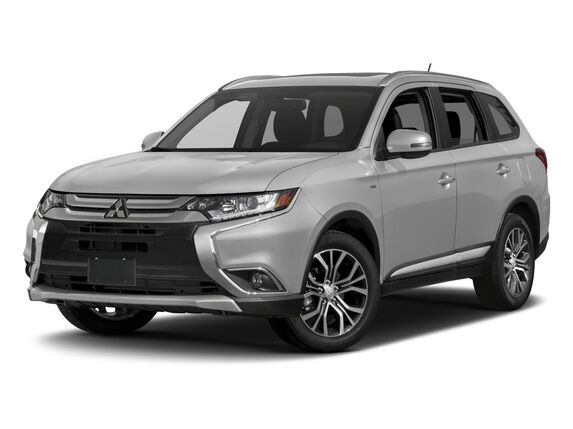 New Mitsubishi Outlander in Edmonton