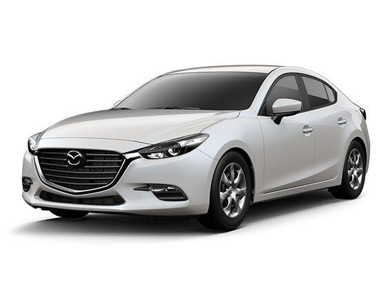 Mazda3 4-Door Sport