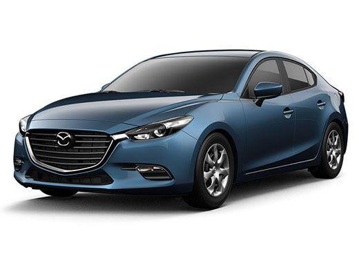 New Mazda Mazda3 4-Door near Roseville