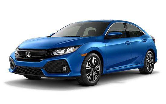 New Honda Civic Hatchback in Edmonton