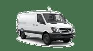 New Mercedes-Benz Sprinter Worker Cargo Van at San Luis Obispo