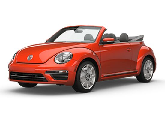 Beetle Convertible 1.8T SEL