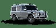 New Mercedes-Benz G-Class at San Luis Obispo