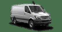New Freightliner Sprinter 4x4 Cargo Van at West Valley City