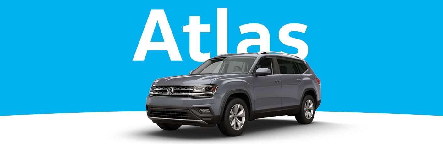 New Volkswagen Atlas Longview, TX