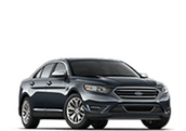 New Ford Taurus at Sheboygan