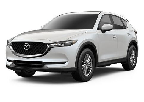 New Mazda CX-5 in