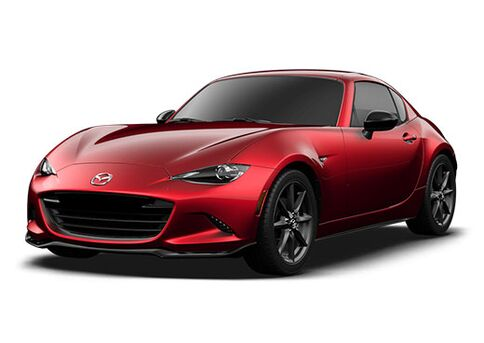 New Mazda MX-5 Miata RF in Roseville