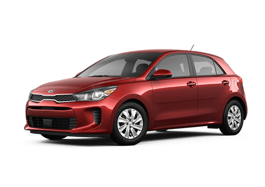 New Kia Rio 5-Door near Macon