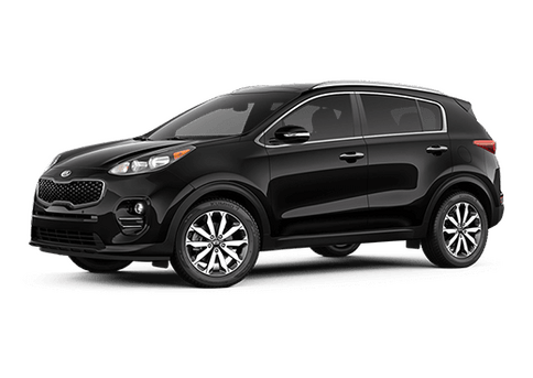New KIA SPORTAGE EX AWD in Hamburg