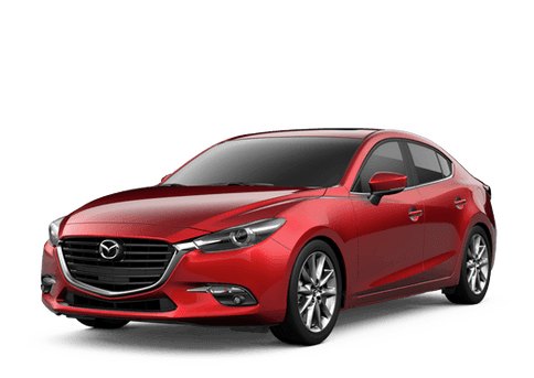 New Mazda Mazda3 4-Door in