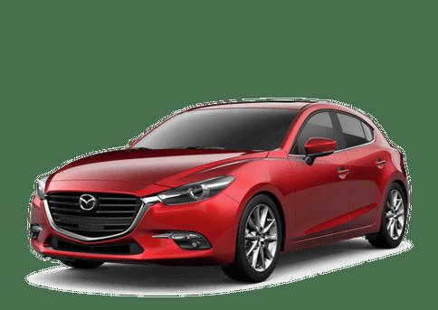 New Mazda Mazda3 5-Door in
