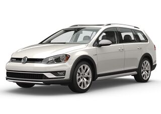 New Volkswagen Golf Alltrack in