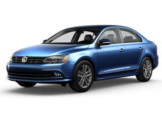 New Volkswagen Jetta in