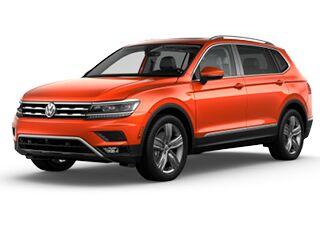 New Volkswagen Tiguan Limited in