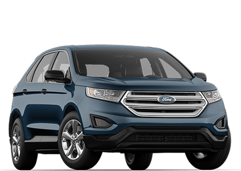 New Ford Edge in