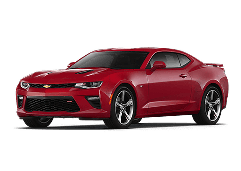 New Chevrolet Camaro in Paris