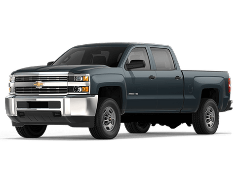 New Chevrolet Silverado 2500HD in Paris