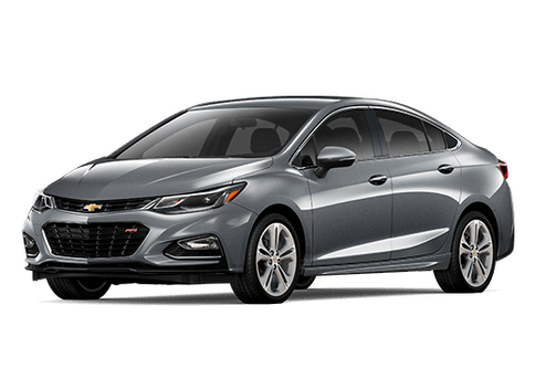 New Chevrolet Cruze in