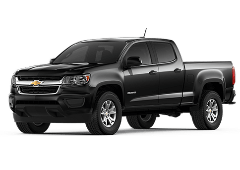 New Chevrolet Colorado in Angola
