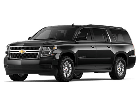 New Chevrolet Suburban in San Luis Obispo