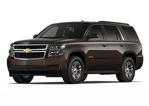 New Chevrolet Tahoe in Paris