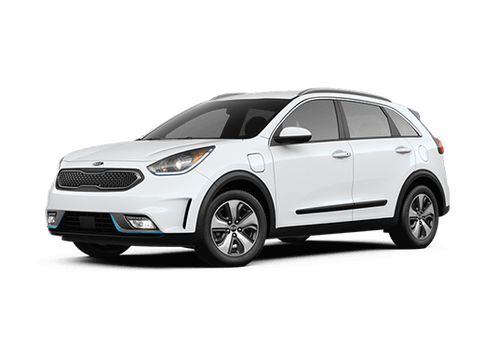 New Kia Niro Plug-In Hybrid in Asheville