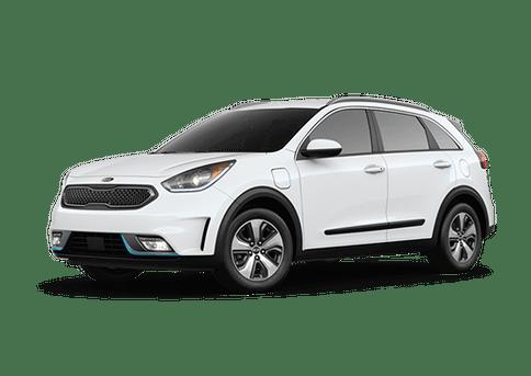 New Kia Niro Plug-In Hybrid in Irvine