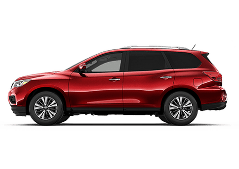 New Nissan Pathfinder in Glasgow
