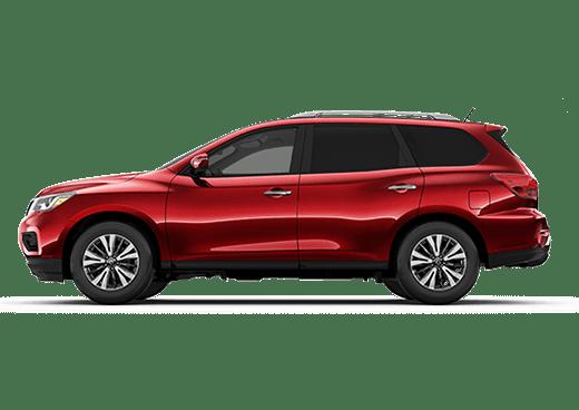 New Nissan Pathfinder in Houston