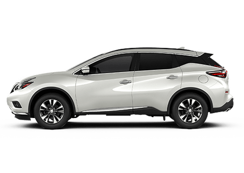 New Nissan Murano in Glasgow
