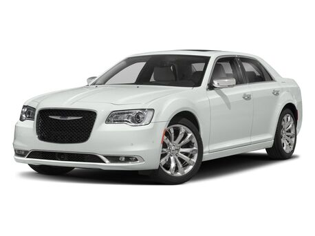 New Chrysler 300 in